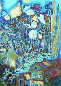 Дом и цветы