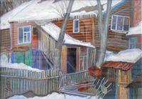Дом на ул. Муромская