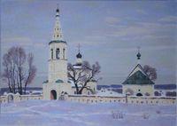Зима в Кидекше