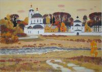 Стефано-Махрищский монастырь