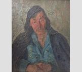 Портрет художника Э.Васильева (Якутск)
