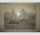 В старорусском городке Суздаль