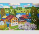 Весна на Набережной