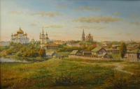 Окрестности старого Саранска