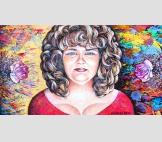 Женский портрет-12