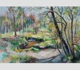 Весна в Измайловском парке