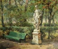 Летний сад скульптура Аврора