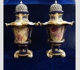 2 ароматические вазы для благовоний