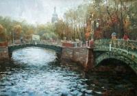 Город мостов и каналов