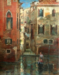 Закоулки Венеции