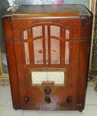 Раритетный радиоприемник 6Н-1