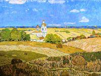 Деревня Сновицы