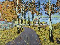 Осень. Владимир