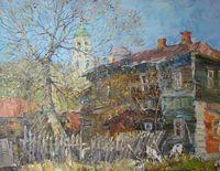 Весна в селе Карачарово