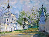 Весна у Троицкого