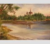 Церковь Пожайслис. Каунас