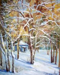 Зима в Бузулях