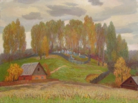 Осень, д.Телепуны