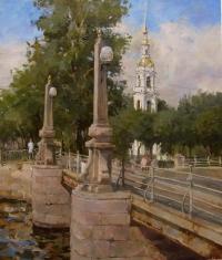 Никольский собор. Солнечный полдень