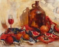 Вино и гранаты