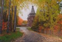 Деревня Малые Карелы