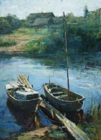 Лодки. Немятово