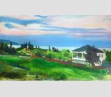 Абхазия. Тихий вечер