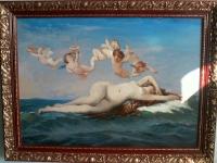 Копия картины Александра Кабанеля