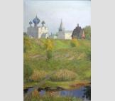 Суздаль. Вид на кремль
