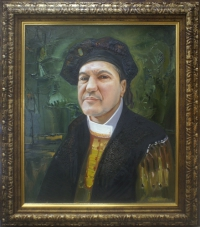 Портрет Антова П.Г.