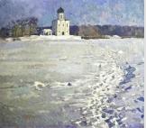 Январь в Покрове