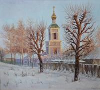 Церковь Рузаевки