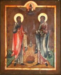 Святые Иеремей (Еремей) и Евдоким.
