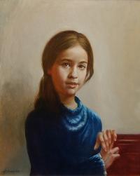 Портрет Даши