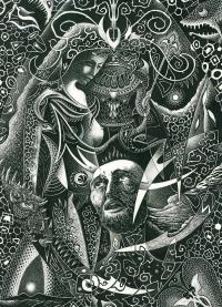 Самсон и Далила (фрагмент)