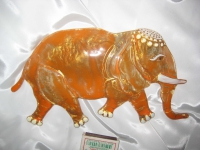 Рыжий слон