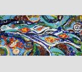 Мозаика. Устремляясь в потоке