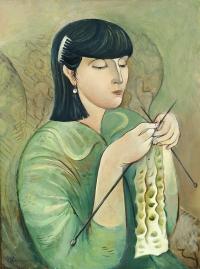 Маринкино вязание