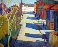 Улица Столетова