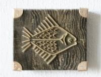 Декоративное панно Рыбка