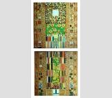 декоративное панно по мотивам Г. Климта