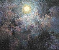 Цветение луны