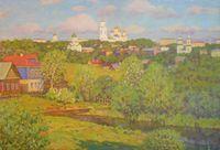 Река Лыбедь во Владимире