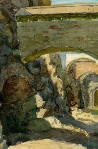 Стены Соловецкого монастыря