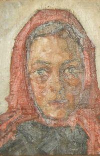 Портрет девочки(Алтай)