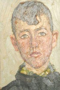 Портрет мальчика(Алтай)