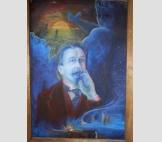 Портрет композитора А.Н.Скрябина