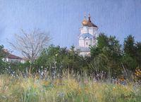 У Васильевского монастыря