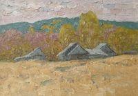 Лесная деревенька