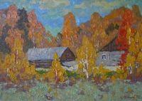 Осень во Мстёре